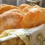 Torta Fritas con Aceite