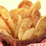Tortas Fritas con Harina Leudante