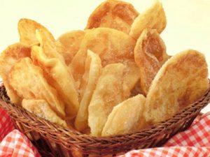 receta tortas fritas con harina leudante
